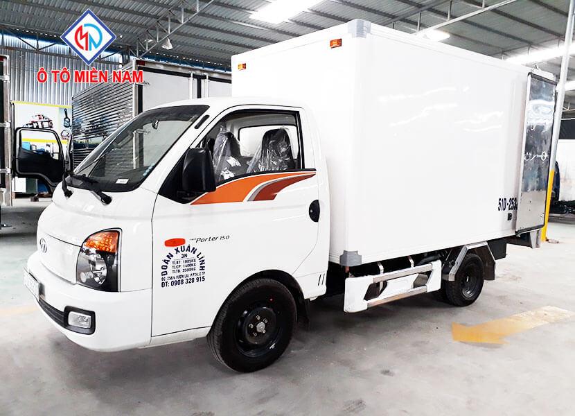 đại lý bán xe tải Hyundai