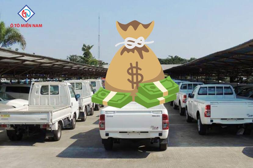 showroom xe tải