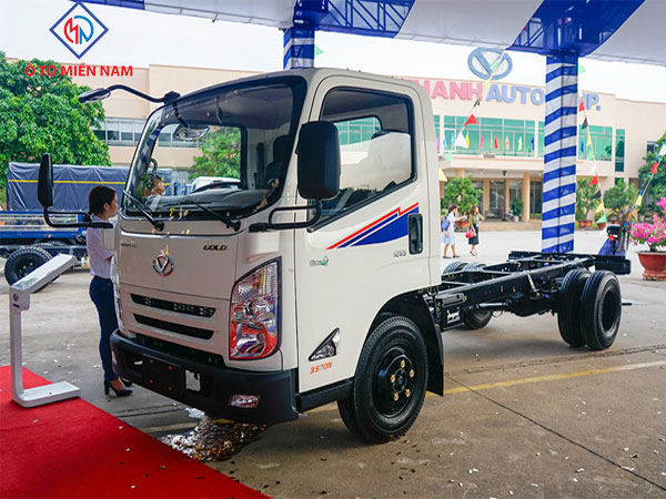 Đô Thành Iz65 Gold 2.5 Tấn | Xe Tải Hyundai Iz65 Đô Thành