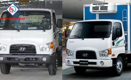 Những Mẫu Xe Tải Hyundai Hot Nhất Năm 2018
