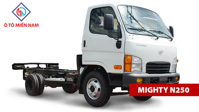 mẫu xe tải Hyundai