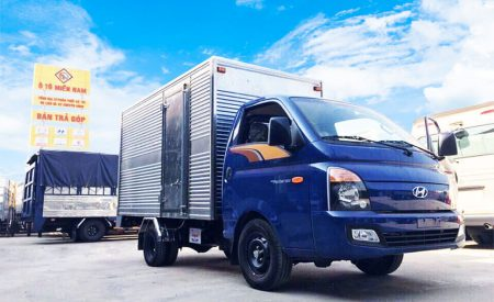 4 Lý Do Bạn Nên Mua Xe Tải Hyundai H150 1.5 Tấn