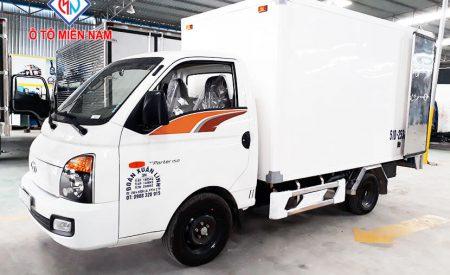 Bí Mật Thành Công Của Chiếc Xe Tải Hyundai Porter H150 1.5 Tấn