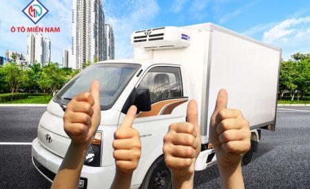 Mua Xe Tải Hyundai H150 Và Trúng Ngay 3 Chỉ Vàng SJC