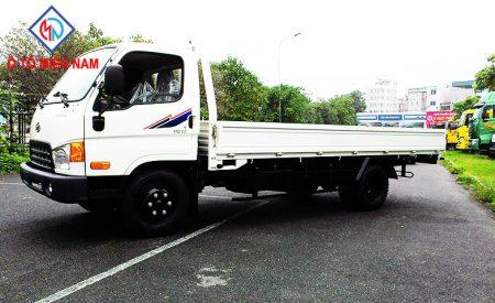 Đại Lý Bán Xe Tải Hyundai Hd72 Giá Rẻ Uy Tín
