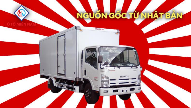 giá xe tải nhẹ isuzu