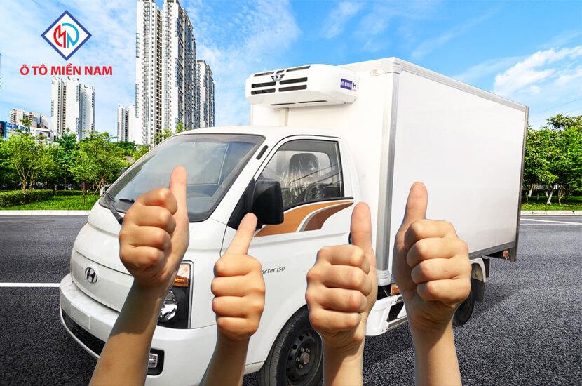 Đại Lý Cung Cấp Giá Xe Tải Hyundai 1 Tấn Giá rẻ