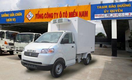 Đại Lý Cung Cấp Giá Xe Tải Suzuki Giá Rẻ Uy Tín