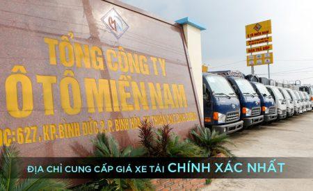 Giá Bán Xe Tải Đông Lạnh Hiện Nay Tại TPHCM