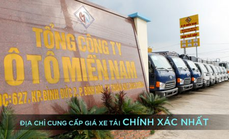 Tham Khảo Giá Xe Tải Hyundai Chính Hãng