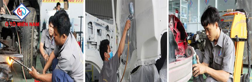 cách bảo quản xe tải