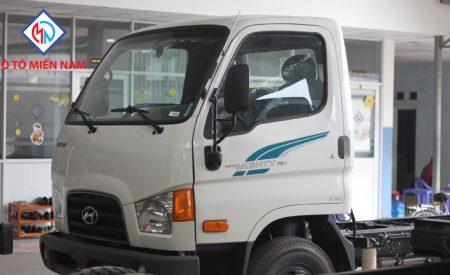 Những Chiếc Xe Tải Hyundai 75S Đầu Tiên Trên Thị Trường