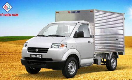 Giá Xe Tải Nhỏ Suzuki Hiện Nay Là Bao Nhiêu?