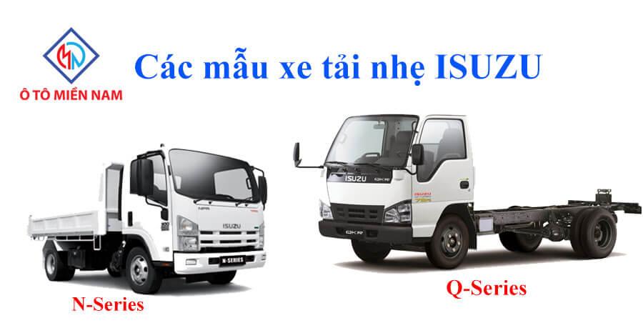 đánh giá xe tải Isuzu
