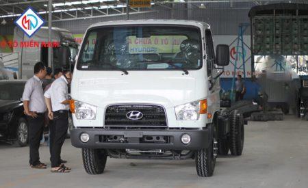 Kinh Nghiệm Mua Xe Tải Hyundai 110S Trả Góp