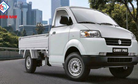 Bảng Giá Xe Tải Nhỏ Suzuki 750Kg Mới Nhất