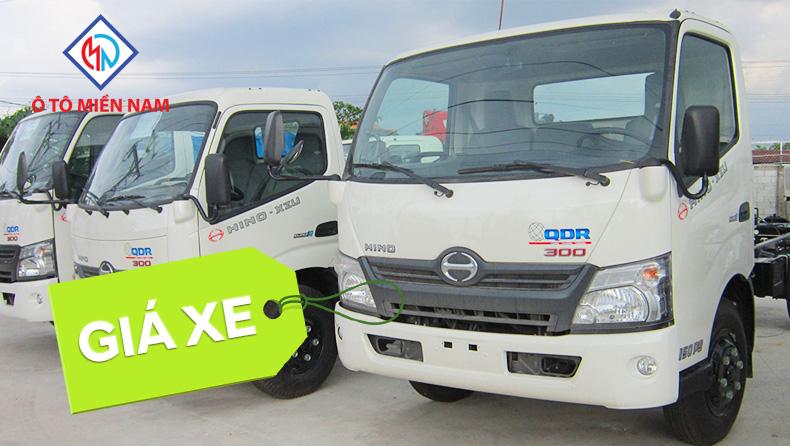 xe tải Hino chính hãng