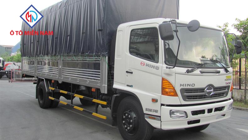 xe tải Hino đã qua sử dụng