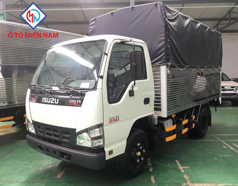 bán xe tải Isuzu 1.9 tấn