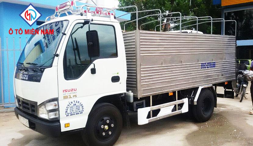 mua xe tải Isuzu cũ