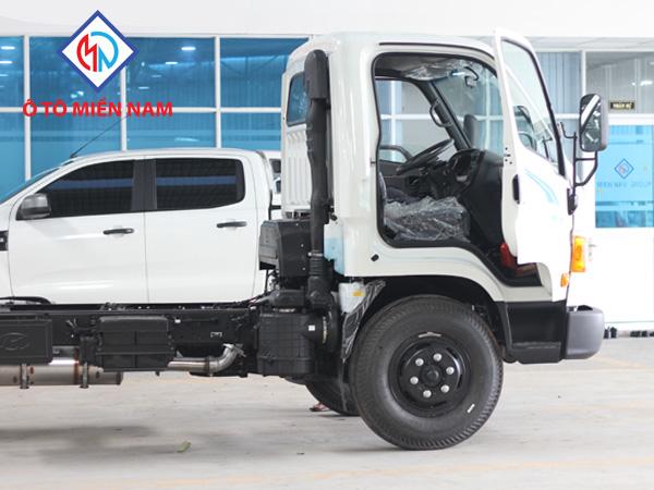 Giá Xe Tải Hyundai Mighty 110S Hiện Nay