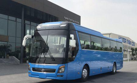 Thị Trường Xe Khách Sau Sự Xuất Hiện Của Bộ 3 Xe Khách Hyundai