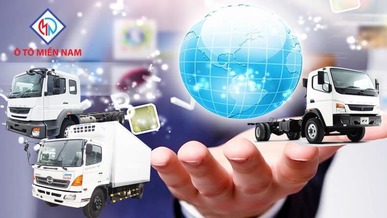 thế giới xe tải