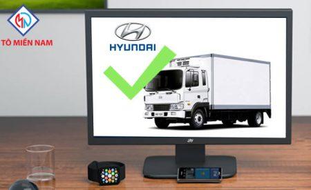 Cán Cân Thị Trường Xe Tải Đảo Chiều Với Sự Xuất Hiện Xe Tải Hyundai