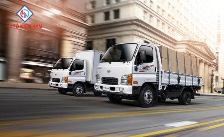 Lý Do Vì Sao Xe Tải Hyundai Là Khắc Tinh Của Các Hãng Xe Tải