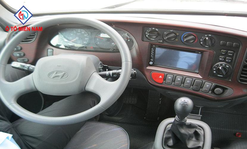 hướng dẫn sử dụng xe khách Hyundai