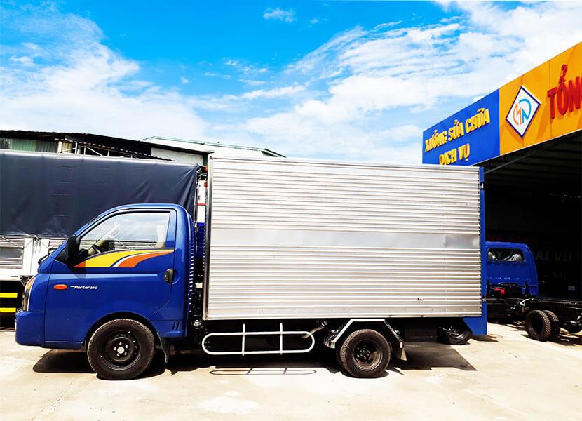 lựa chọn xe tải
