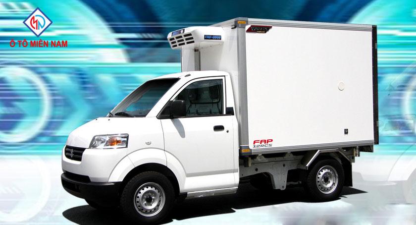 dòng xe tải Suzuki