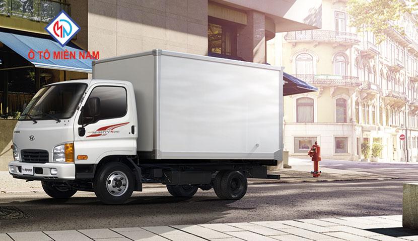 ưu điểm vượt trội của xe tải Hyundai