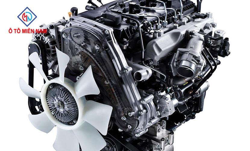 nhiên liệu của xe tải Hyundai