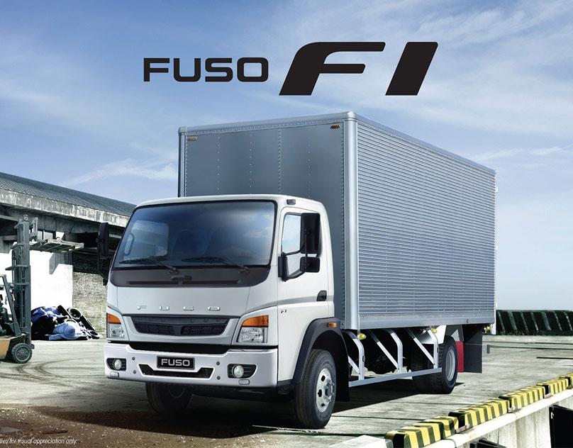 cái kết của xe tải Fuso