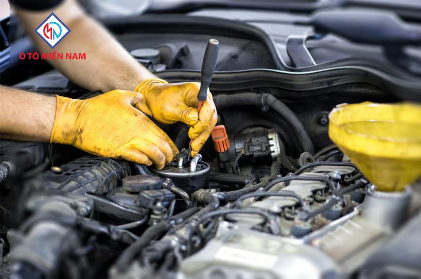 bảo dưỡng xe ô tô và xe tải
