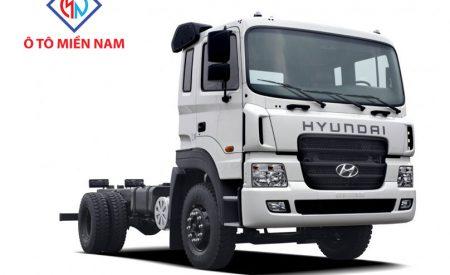 Các Thông Tin Chi Tiết Về Dòng Xe Tải Hyundai HD260