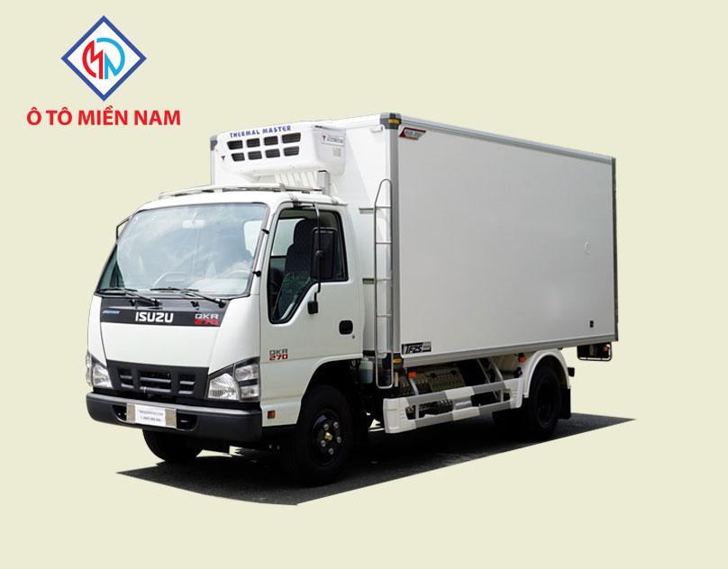 xe tải Isuzu tiết kiệm nhiên liệu