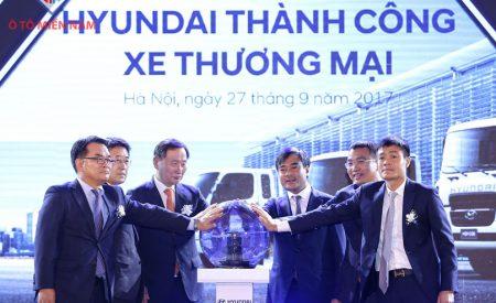Thương Hiệu Xe Tải Hyundai – Thương Hiệu Tin Dùng Của Người Việt