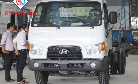 Đánh Bay Các Đối Thủ Với Mẫu Xe Đời Mới Hyundai 110S Mới Nhất