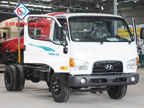 mẫu xe đời mới Hyundai 110S