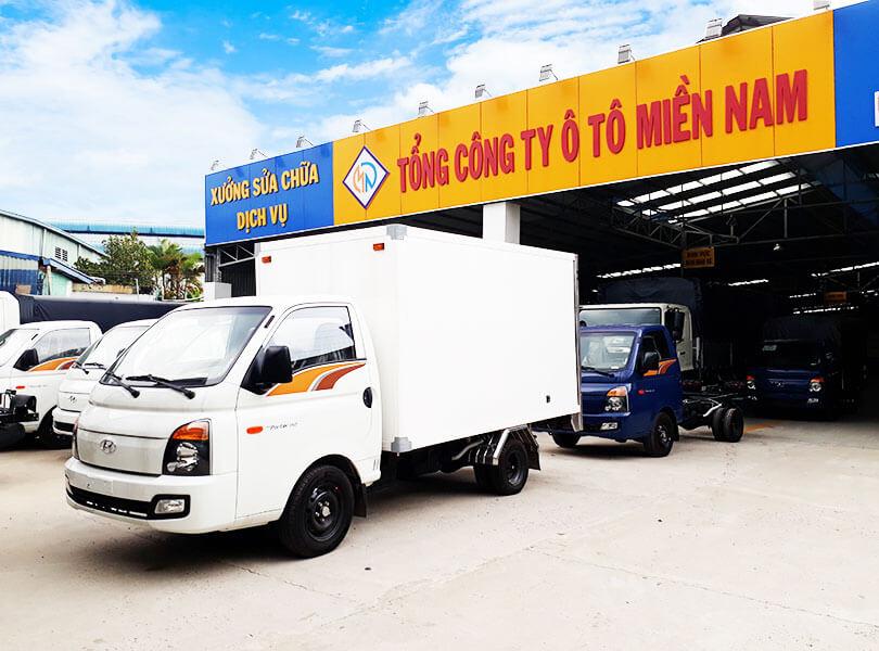 xe tải Hyundai Hồ Chí Minh