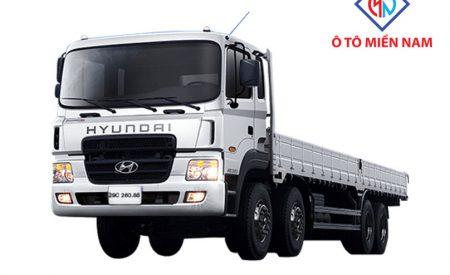 Xe Tải Hyundai 3 Chân – Xứng Đáng Là Sự Lựa Chọn Thông Minh Nhất !
