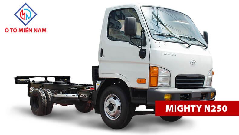 giá xe tải Hyundai