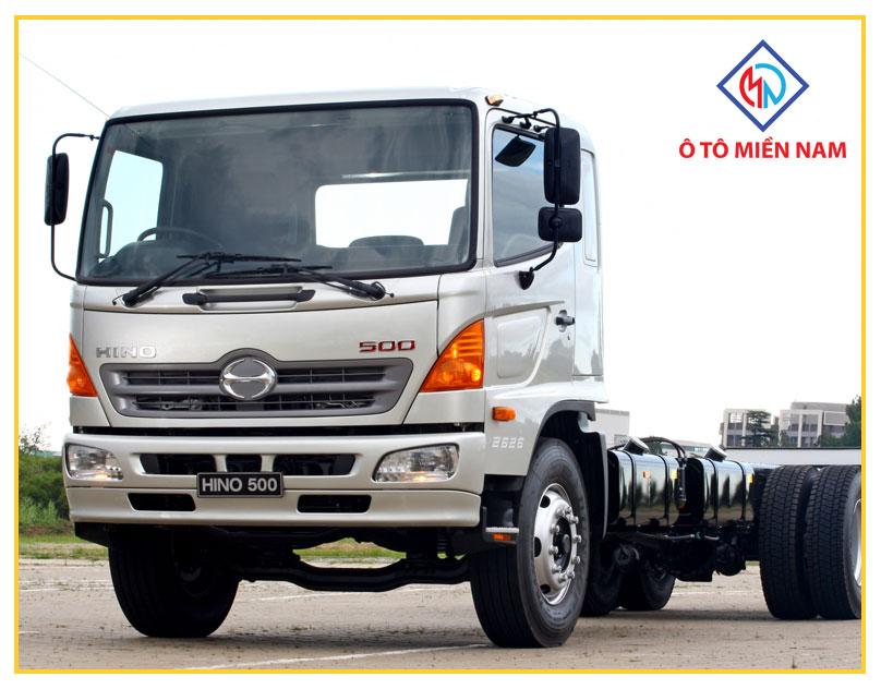 xe tải Hino tại Việt Nam