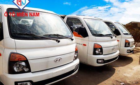 Giá Xe Tải Hyundai – Chiến Lược Cạnh Tranh Khốc Liệt Với Các Đối Thủ !