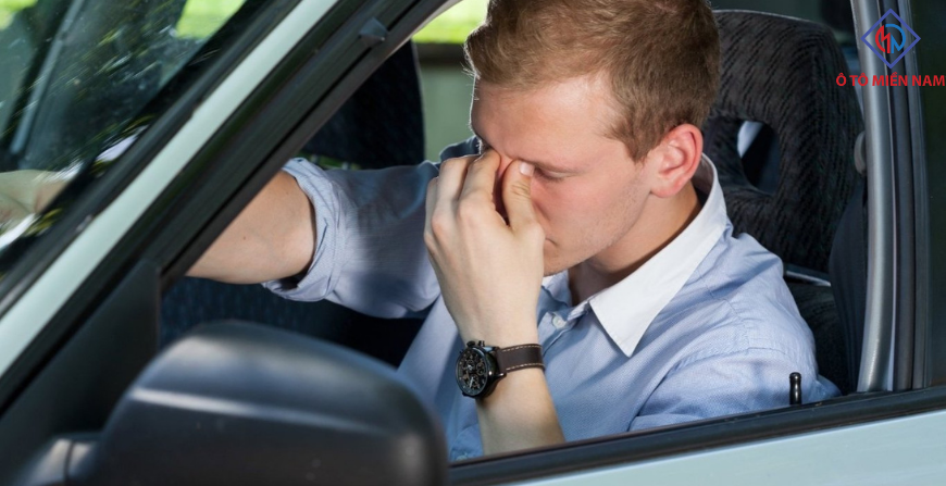 Giữ tinh thần tập trung, tỉnh táo khi lái xe