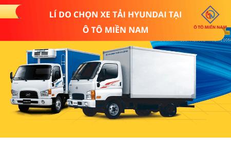 Lí Do Nên Mua Xe Tải Hyundai Để Khởi Nghiệp Và Phát Triển